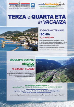Vacanze in Montagna ed alle Terme per gli Anziani - ilQuotidiano.it