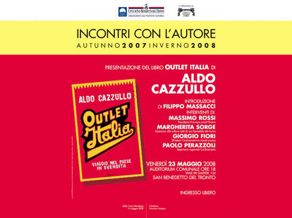 Outlet in Italia\