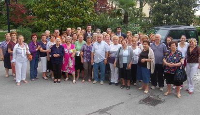 Soggiorni estivi per anziani: Il sindaco Andrenacci in visita alle ...