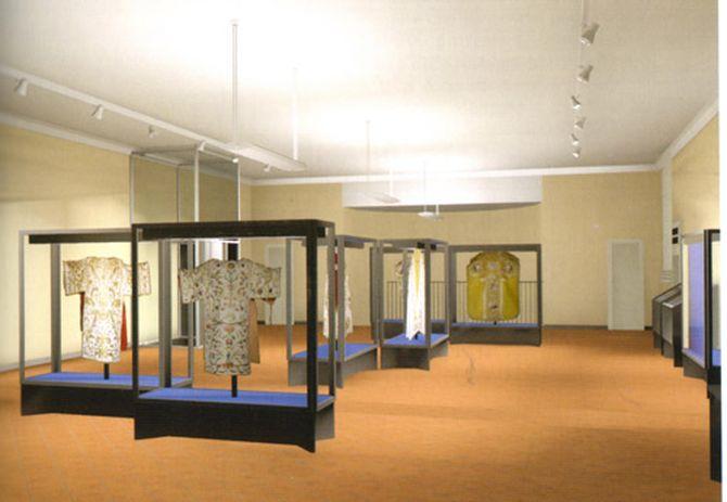 Museo dell opera di san lorenzo for Gardini arredamenti